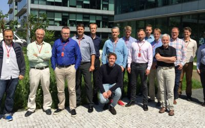Honeywell has hosted in Prague FHP project's first General Assembly