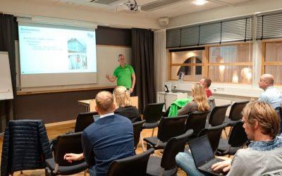 Workshop on demand flexible heat pumps